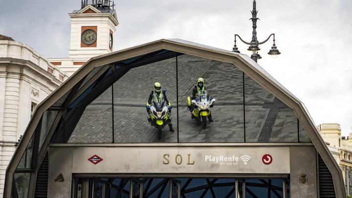 La capital refuerza el centro con 50 agentes municipales durante el puente de la Constitución
