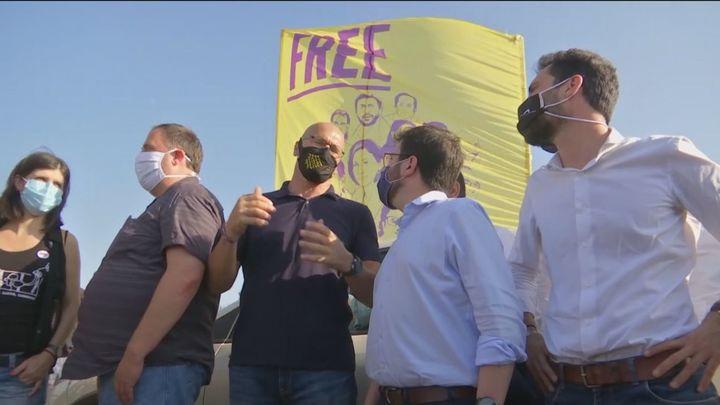 """El Gobierno quiere apartar del """"ritmo electoral"""" los indultos a los independentistas catalanes"""