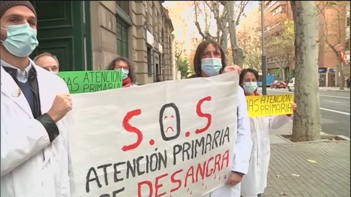 Médicos de Atención Primaria presentan una demanda colectiva contra la Comunidad ante el TSJM