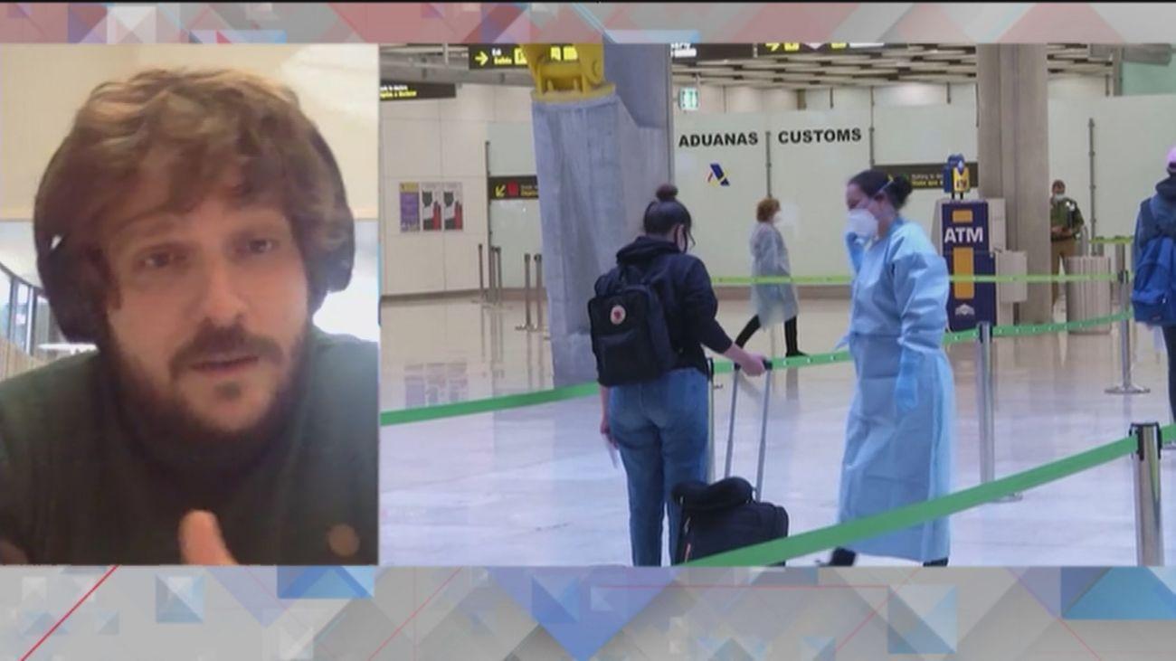 Españoles emigrados denuncian las trabas con las PCR al intentar volver a casa por Navidad