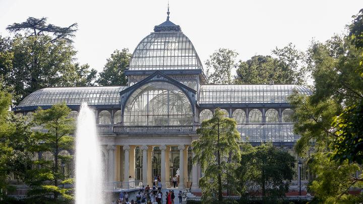 ¿Qué curiosidades esconde el Palacio de Cristal del Retiro?