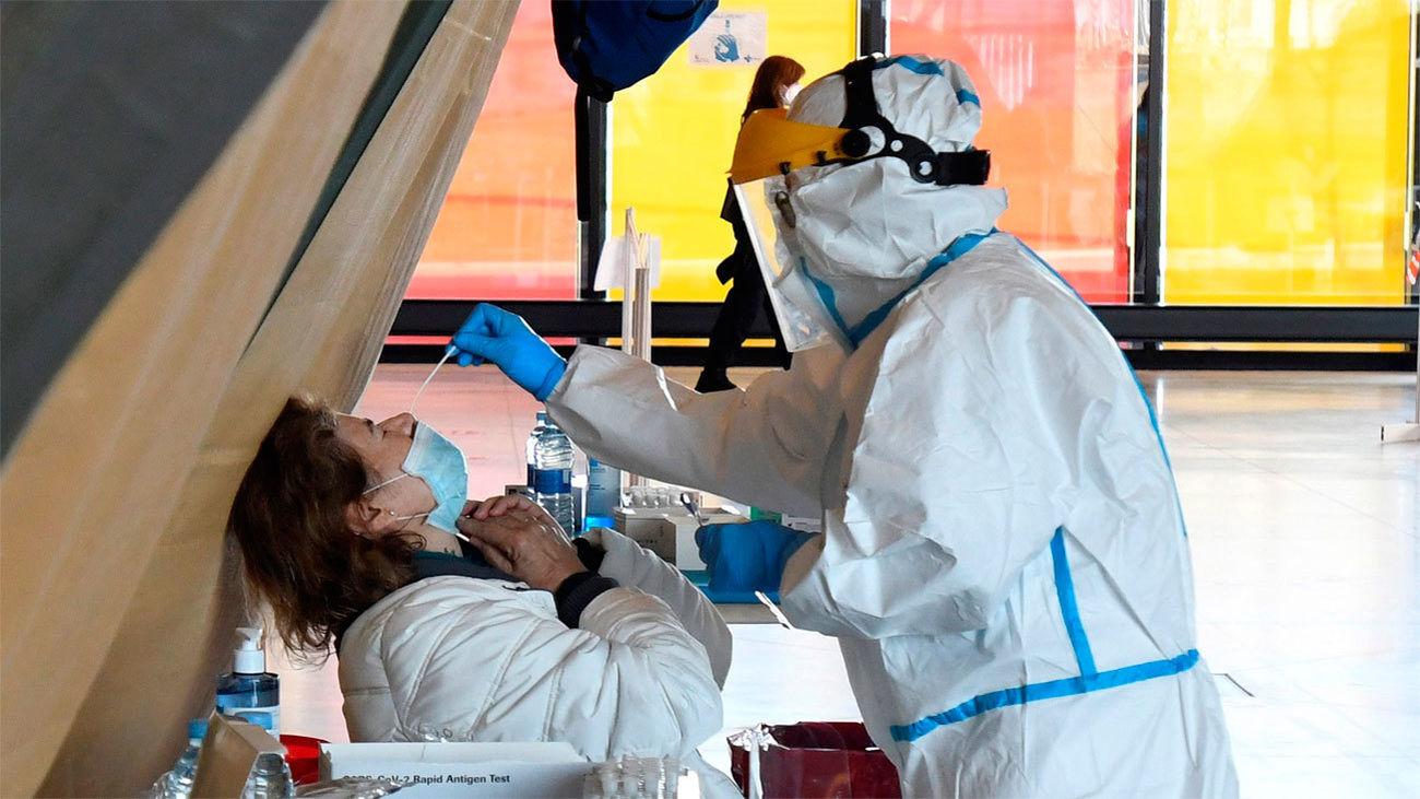 Madrid se mantiene, con 644 positivos y 15 fallecidos por coronavirus en las últimas horas