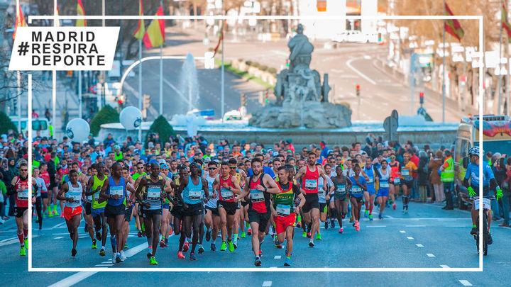 El Medio Maratón de Madrid y la ProFuturo regresarán el 14 de noviembre de 2021