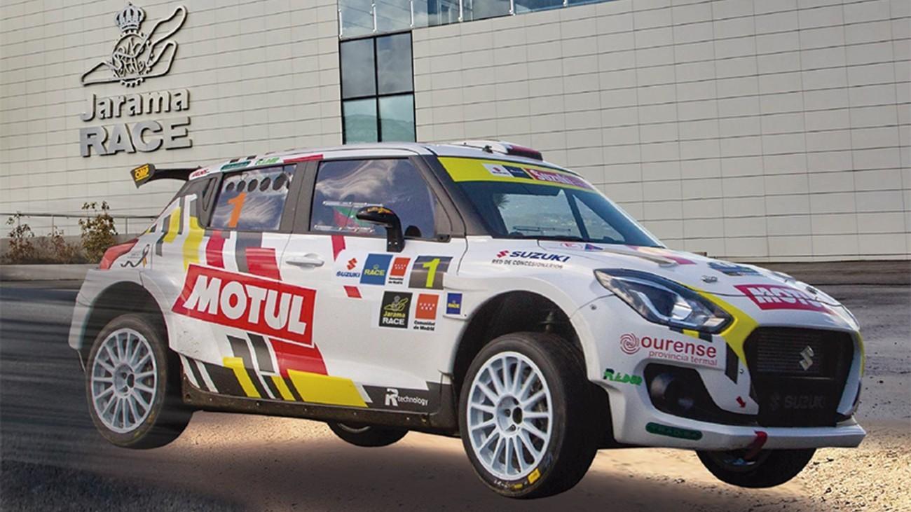 XI Rally Race Comunidad de Madrid, colofón de la temporada