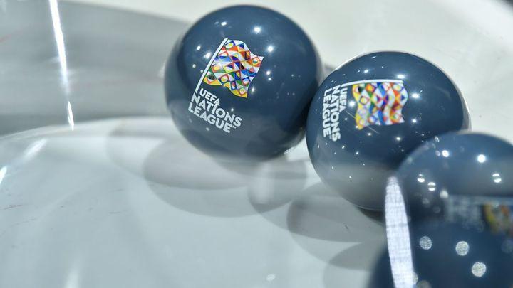 Italia-España y Bélgica-Francia, semifinales de la Liga de Naciones