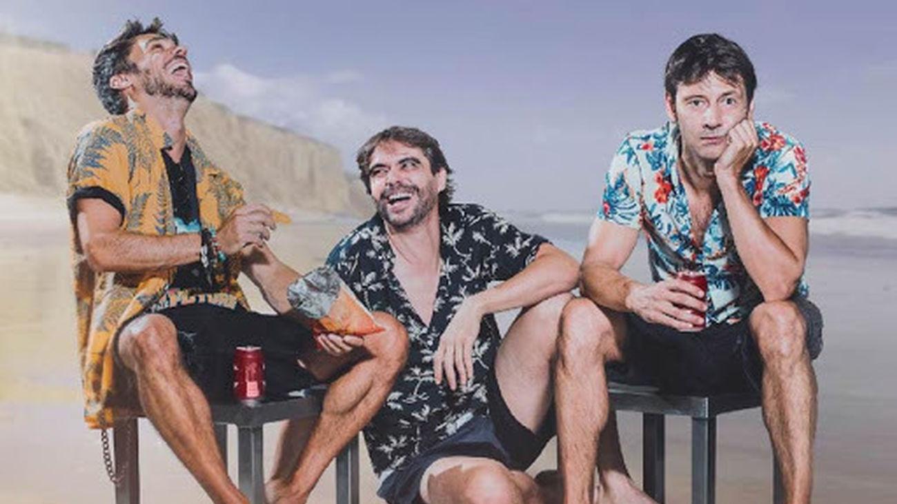 Cádiz, comedia sobre la amistad, cumple un año en cartel en el Teatro Lara
