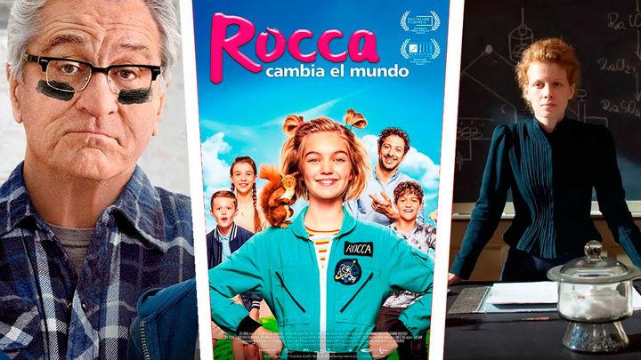 Estrenos de cine: De Niro, un yayo 'okupa', otra de culturetas y una niña repelente llamada Rocca