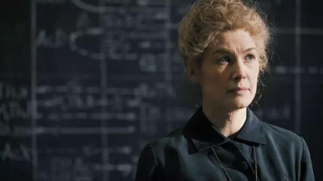 Fragmento de la película 'Madame Curie', dirigida por Marjane Satra