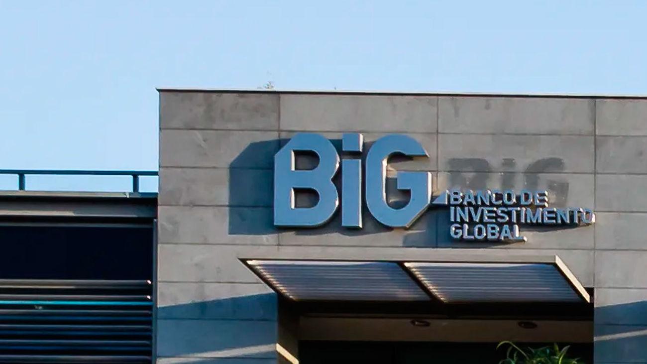 Nace BIG, un nuevo banco 100% digital en España que se instala en Madrid