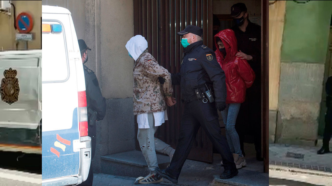 La juez deja en libertad al bailarín Rafael Amargo y a los otros tres detenidos