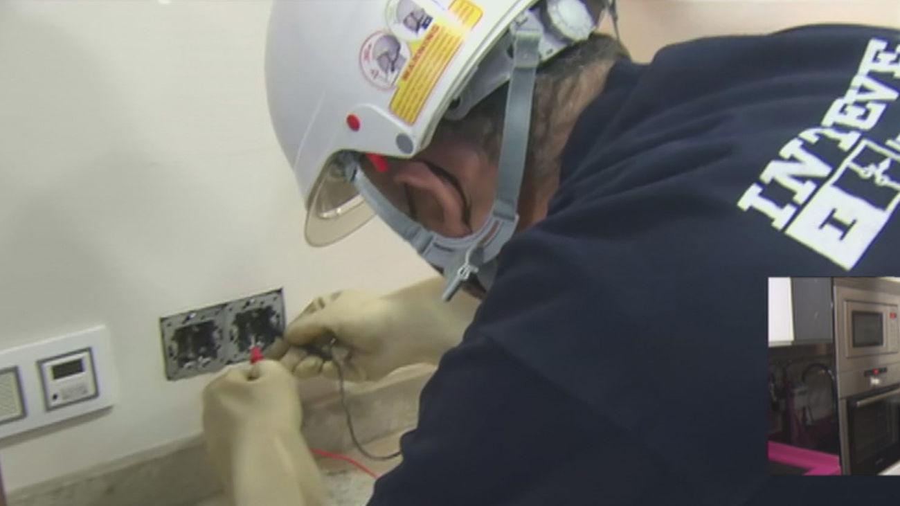 Consejos para evitar un accidente por sobrecarga eléctrica por el mayor consumo con la llegada del frío