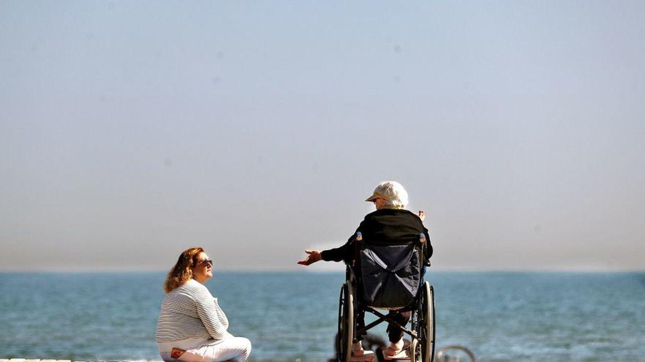 Las personas con discapacidad reclaman un desarrollo sostenible inclusivo