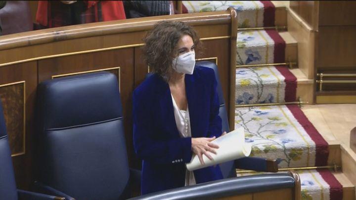 El Congreso de los Diputados aprueba con amplía mayoría los nuevos presupuestos
