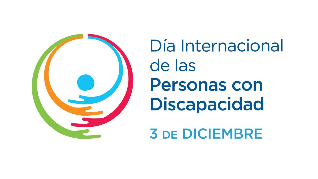 Cartel del Día Internacional de las Personas con Discapacidad
