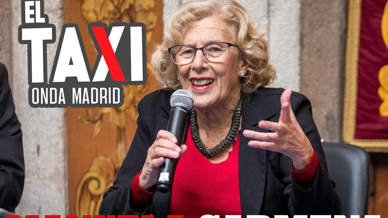 El Taxi de Manuela Carmena