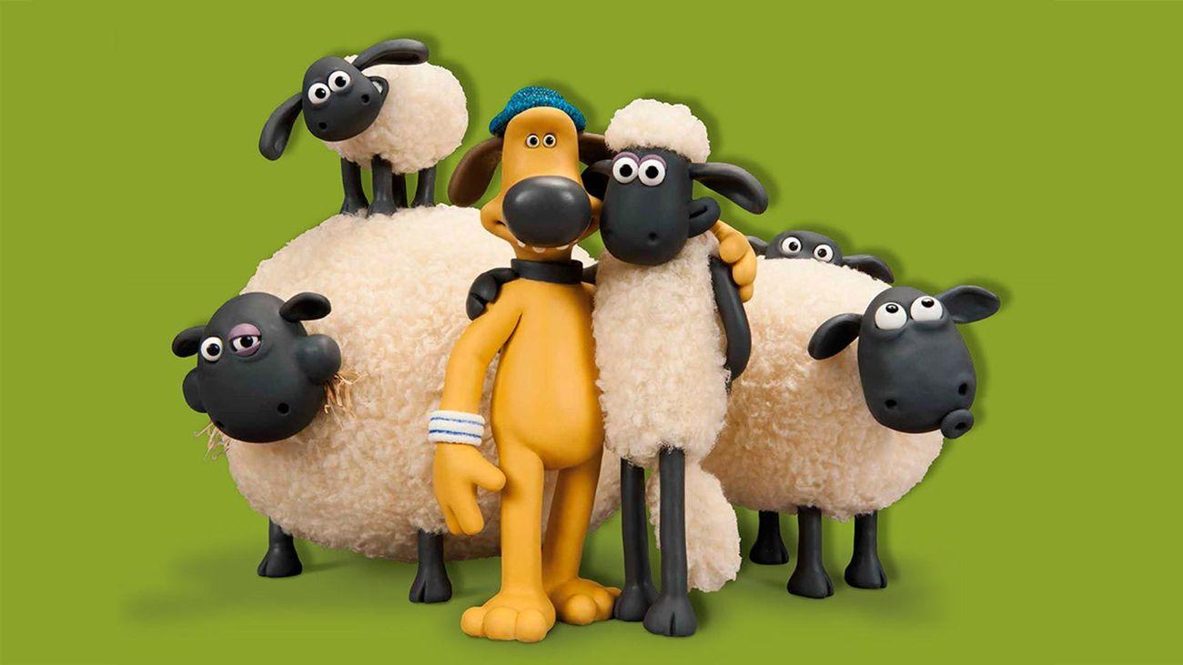 Dibujos animados: La oveja Shaun