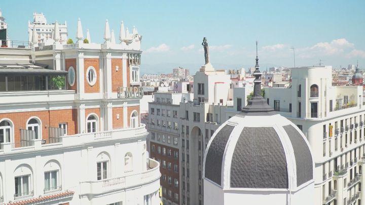 Las ventajas de vivir frente al edificio Rialto en plena Gran Vía y sus maravillosas vistas