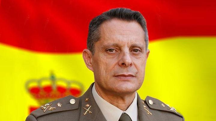"""Álvarez-Espejo: """"No representan la opinión de la inmensa mayoría de las Fuerzas Armadas"""""""