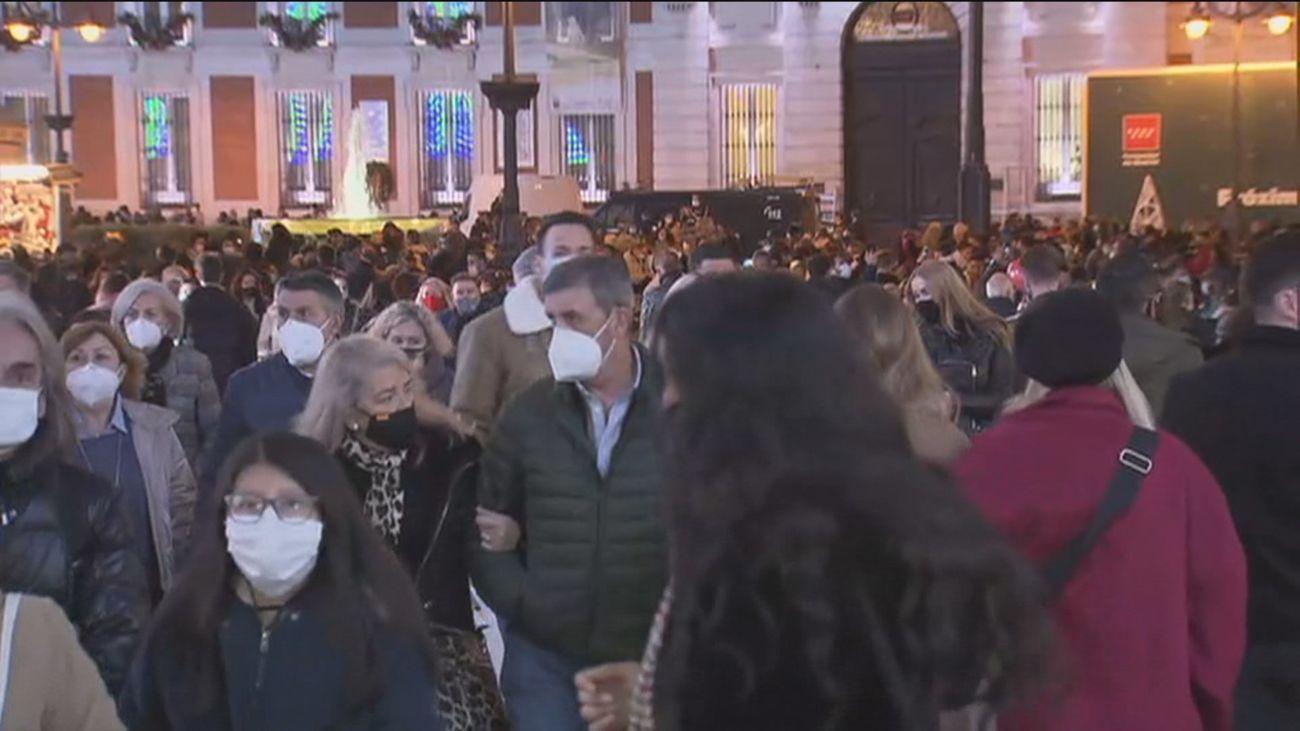 Almeida pide responsabilidad a los madrileños para evitar aglomeraciones