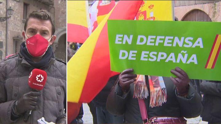 VOX convoca protestas en distintas ciudades de España coincidiendo con el acto de la Constitución