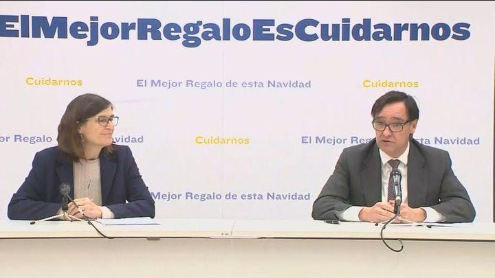 'ElMejorRegaloEsCuidarnos',el lema de la campaña de Sanidad para prevenir contagios en Navidad