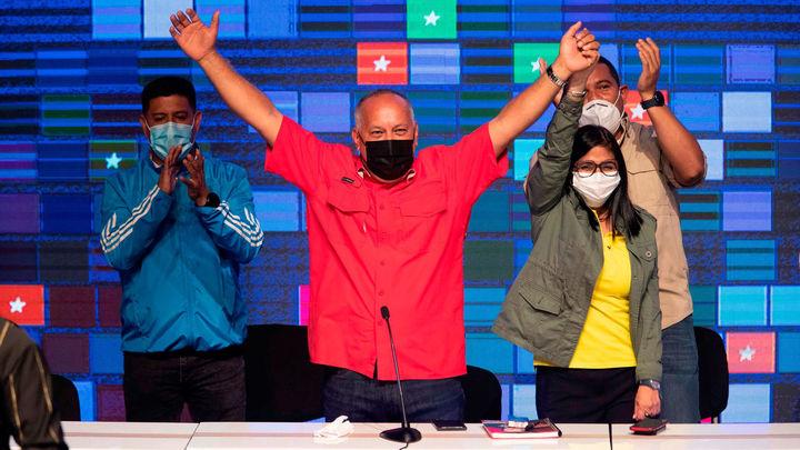 El chavismo arrasa en unas elecciones venezolanas marcadas por la abstención