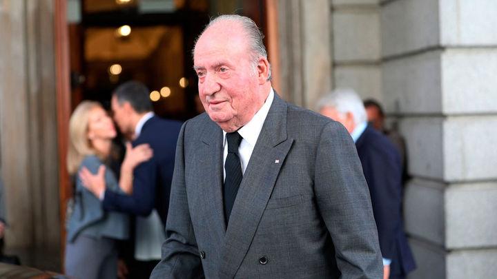 La declaración complementaria de Juan Carlos I ascendería a medio millón de euros