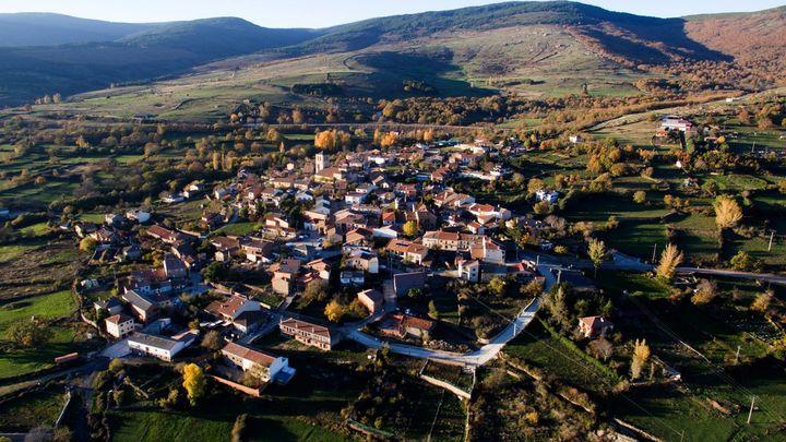 Braojos, el municipio de Madrid que le planta cara a Filomena... y a la covid