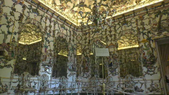 Un paseo por las históricas estancias del Palacio Real de Aranjuez