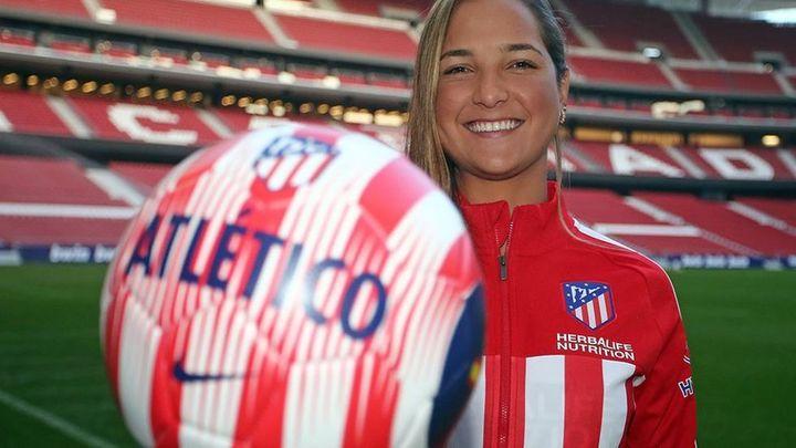 """Deyna Castellanos: """"Queremos llegar lejos en la Champions"""""""