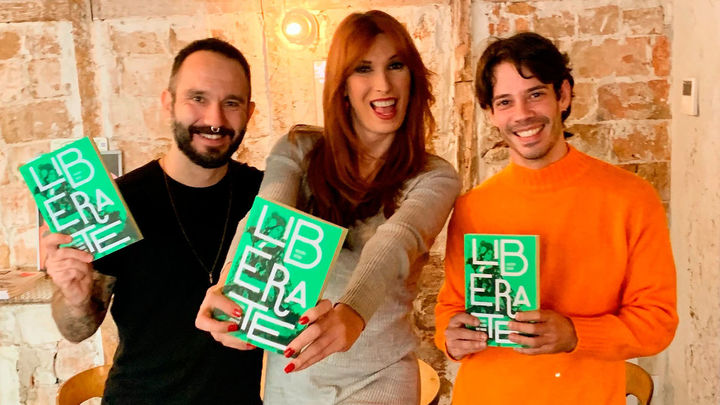 Valeria Vegas homenajea a los referentes LGTBQ en 'Libérate'