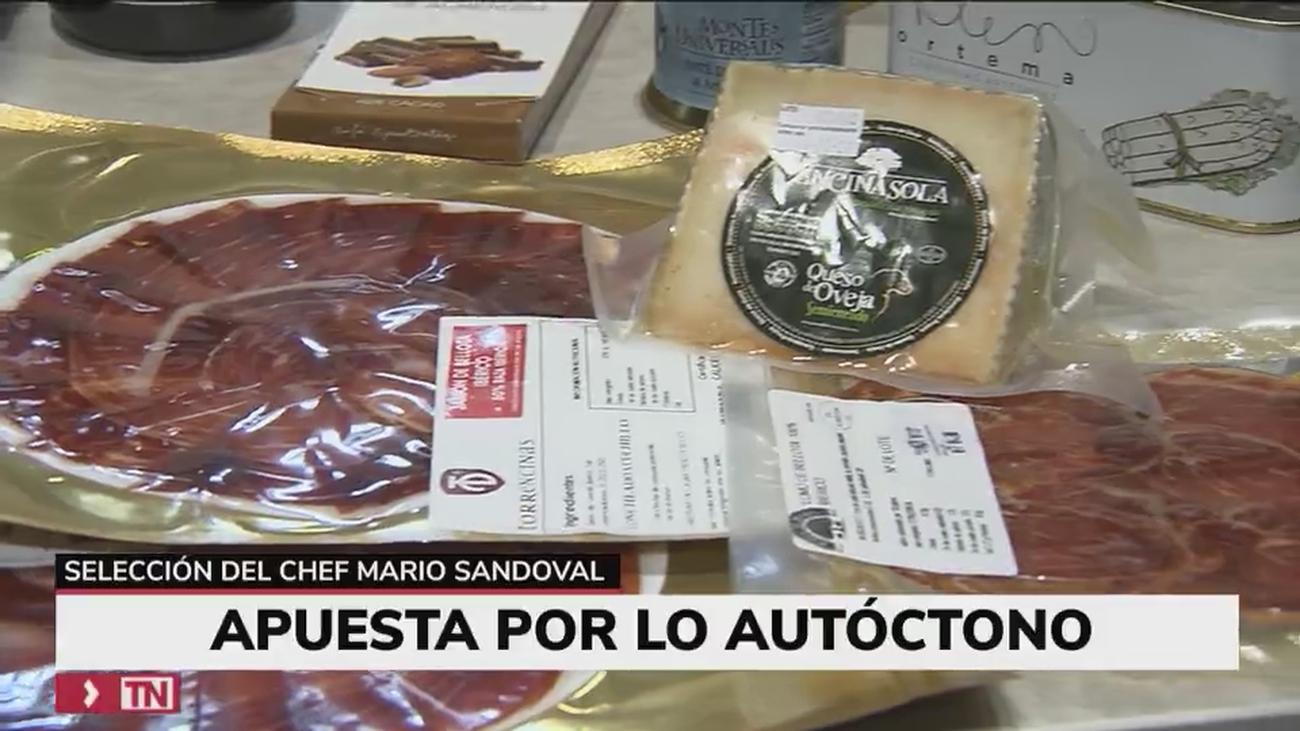 Correos enviará cestas de Navidad  para impulsar el consumo del producto nacional