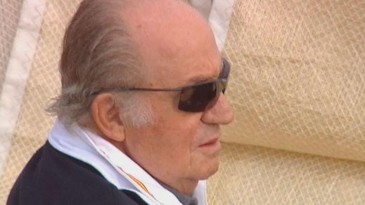 Al Gobierno no le consta que el rey Juan Carlos vaya a volver a España en navidad