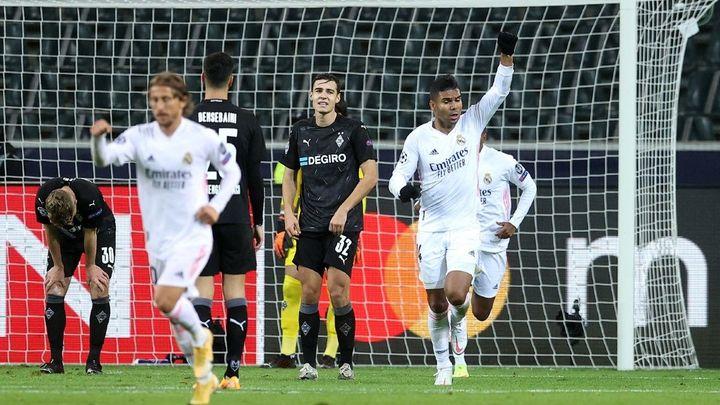 Real Madrid-Borussia Monchengladbach, liderato o deshonra