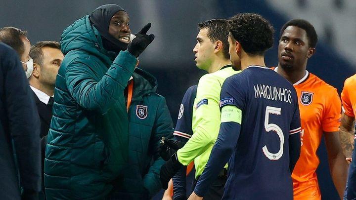 La UEFA investiga el incidente racista en el PSG-Basaksehir