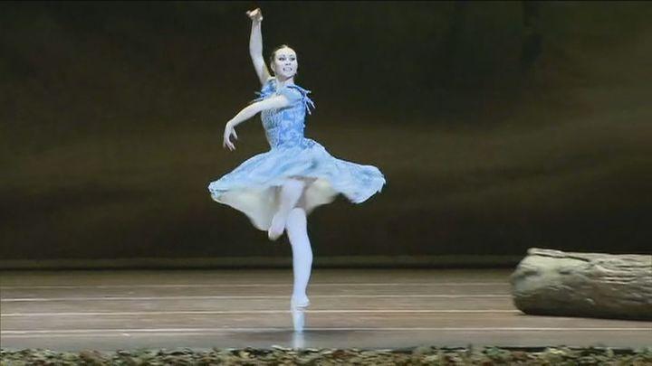 La Compañía Nacional de Danza estrena 'Giselle' en el Teatro de la Zarzuela de Madrid