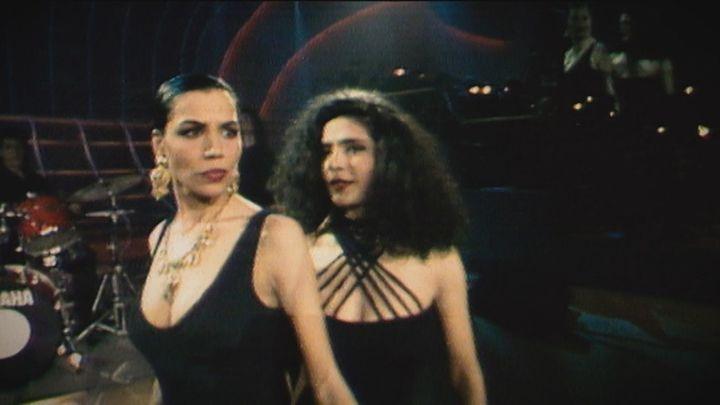 Azúcar Moreno y su paso por Eurovisión