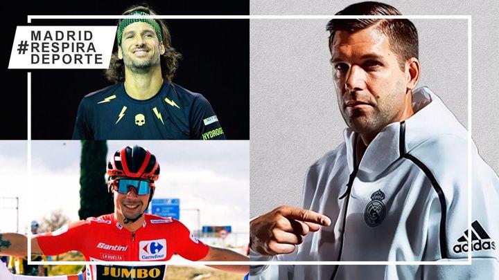 Los premios María de Villota y Ciudad de la Raqueta reconocen a Feliciano López, La Vuelta y Felipe Reyes