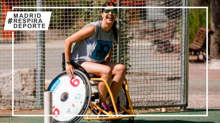 Madrid apoya al deporte inclusivo con ayudas a la Federación Madrileña de Discapacitados Físicos
