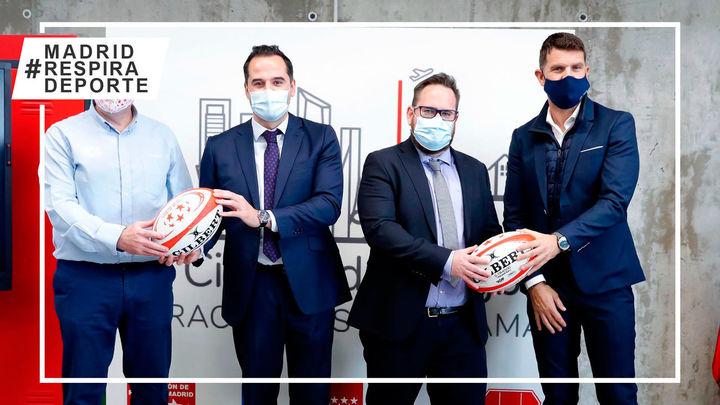 Paracuellos contará desde septiembre con la 'Ciudad del rugby' con dos campos profesionales