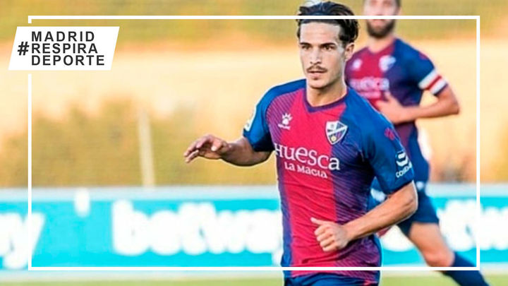 Jaime Seoane, del CD Madrid Sur Latina a Primera división