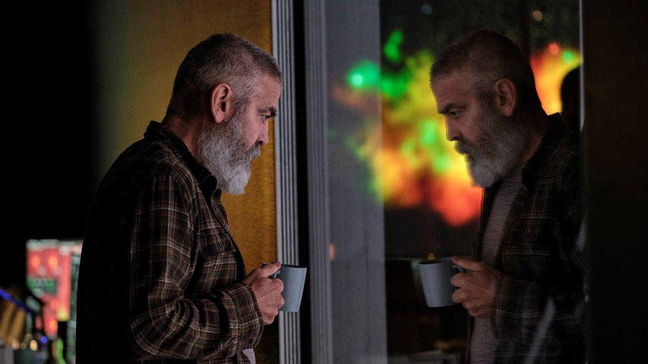 George Clooney lanza un mensaje de compromiso y esperanza en 'Cielo de medianoche'