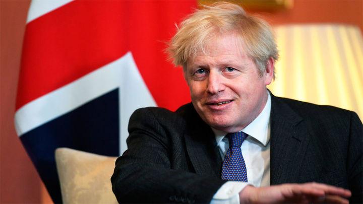 """Boris Johnson advierte que existe una """"gran posibilidad"""" de un Brexit sin acuerdo"""