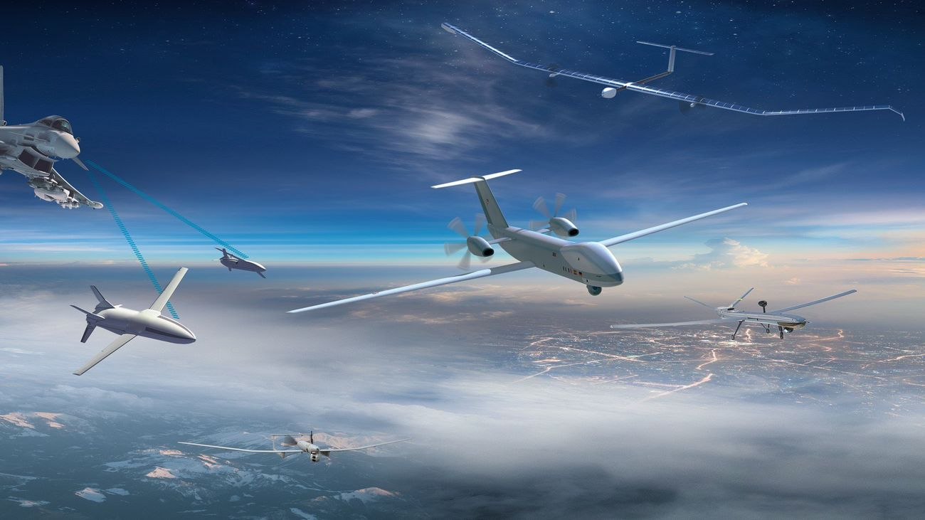 Optimismo en Airbus Getafe tras anunciarse la fabricación de un nuevo dron militar