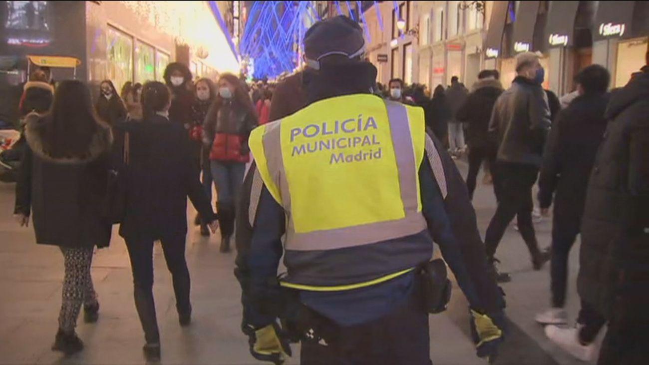 Cómo vivir en el centro de Madrid entre multitudes por la Navidad