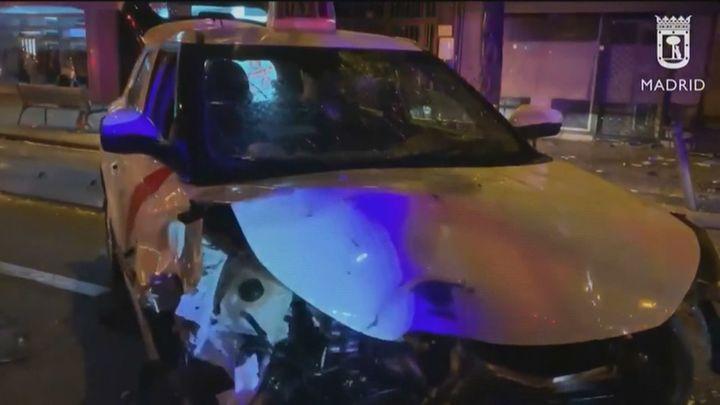 El taxista que atropelló mortalmente a varias personas en Bravo Murillo había consumido cocaína y medicamentos