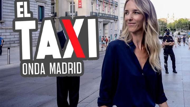 El Taxi de Cayetana Álvarez de Toledo