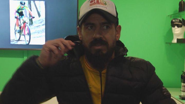 Daniel Guerrero, deporte para vencer al cáncer infantil