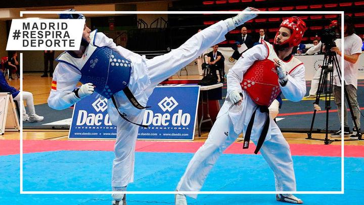 Los taekwondistas madrileños se traen cuatro medallas del Europeo