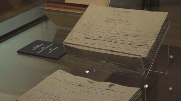 Salen a la luz las cartas de amor que intercambiaron Benito Pérez Galdós y Emila Pardo Bazán